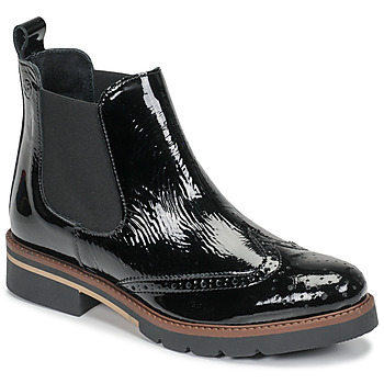 Schoenen Dames Laarzen Betty London NAVA Zwart / Vernis