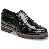 Schoenen Dames Derby Betty London NAVA Zwart