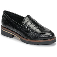 Schoenen Dames Mocassins Betty London NOUMA Zwart / Croc