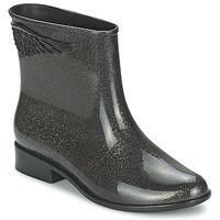 Schoenen Dames Laarzen Mel GOJI BERRY II Zwart / Paillettes