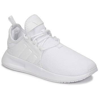 Schoenen Kinderen Lage sneakers adidas Originals X_PLR C Wit