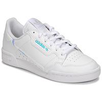 Schoenen Kinderen Lage sneakers adidas Originals CONTINENTAL 80 J Wit