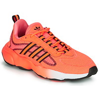 Schoenen Dames Lage sneakers adidas Originals HAIWEE J Orange / Zwart