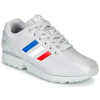 Schoenen Lage sneakers adidas Originals ZX FLUX Grijs