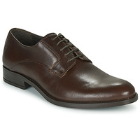 Schoenen Heren Derby Carlington NOCOLA Brown
