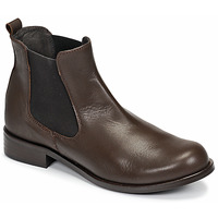 Schoenen Dames Laarzen So Size NITINE Brown