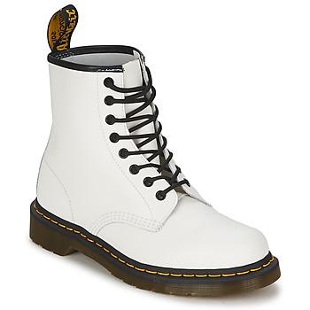 Schoenen Laarzen Dr Martens 1460 Wit