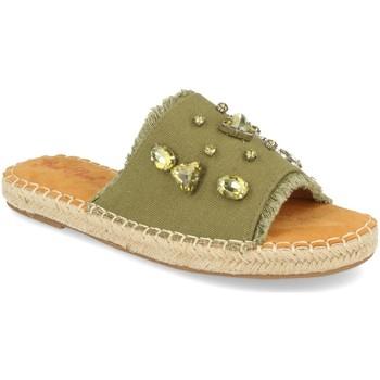 Schoenen Dames Sandalen / Open schoenen Milaya 2R39 Verde