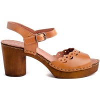 Schoenen Dames Sandalen / Open schoenen Zap-In 9182771 Brown