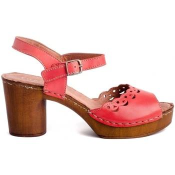 Schoenen Dames Sandalen / Open schoenen Zap-In 9182771 Rood