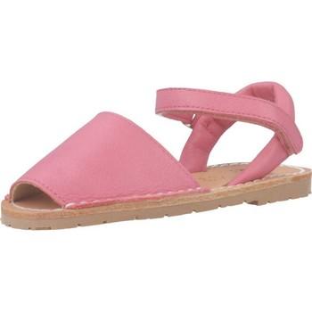 Schoenen Meisjes Sandalen / Open schoenen Ria 20090 Roze