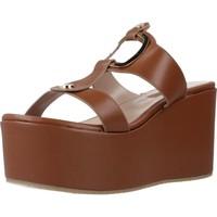 Schoenen Dames Sandalen / Open schoenen Albano 4235 Bruin