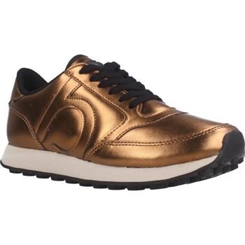 Schoenen Dames Lage sneakers Duuo D100001 Bruin