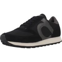 Schoenen Dames Lage sneakers Duuo D100010 Zwart