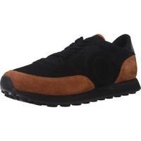 Schoenen Heren Lage sneakers Duuo D100014 Zwart