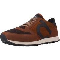 Schoenen Heren Lage sneakers Duuo D100015 Bruin