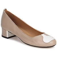 Schoenen Dames pumps Robert Clergerie SALSA Beige-wit