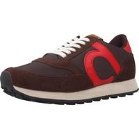 Schoenen Jongens Lage sneakers Duuo D401026 Bruin