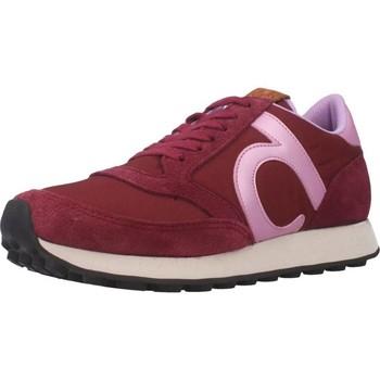 Schoenen Dames Lage sneakers Duuo D401027 Rood