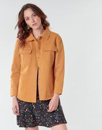 Textiel Dames Jasjes / Blazers Betty London NISOI Cognac