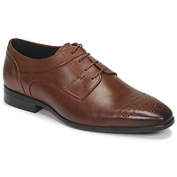 Schoenen Heren Derby Carlington NANDY Brown