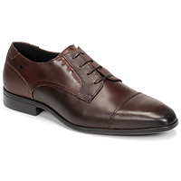 Schoenen Heren Derby Carlington NIMALE Brown
