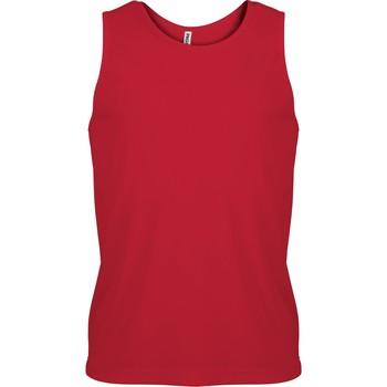 Textiel Heren Mouwloze tops Proact Débardeur  Sport rouge