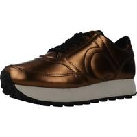Schoenen Dames Lage sneakers Duuo PRISA HIGH 001 Goud