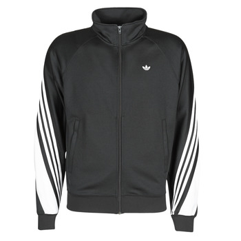 Textiel Heren Trainings jassen adidas Originals 3STRIPE WRAP TT Zwart