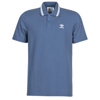 Textiel Heren Polo's korte mouwen adidas Originals PIQUE POLO Blauw