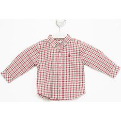 Textiel Meisjes Overhemden lange mouwen Tutto Piccolo Chemise  m / long Multicolour