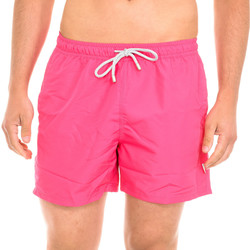 Textiel Heren Zwembroeken/ Zwemshorts John Frank Maillot de bain Roze