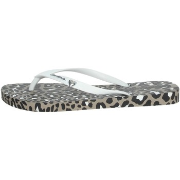 Schoenen Dames Slippers Ipanema 82594 White/Grey