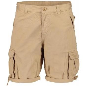 Textiel Heren Korte broeken / Bermuda's Scout Bermuda  100% katoen (10065-be) Beige