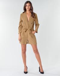 Textiel Dames Jumpsuites / Tuinbroeken Only ONLBREEZE Kaki