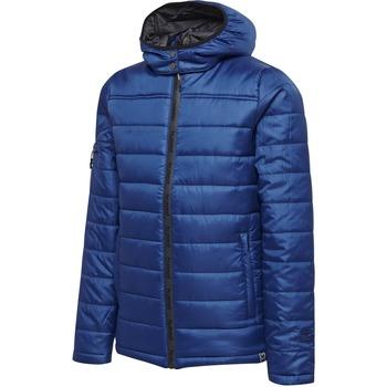Textiel Kinderen Dons gevoerde jassen Hummel Parka enfant   North Quilted bleu foncé