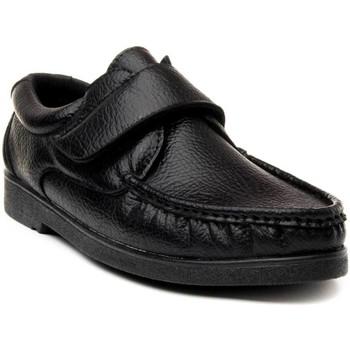 Schoenen Heren Mocassins Montevita 65804 BLACK