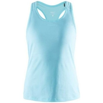Textiel Dames Mouwloze tops Craft Adv Essence Singlet Bleu