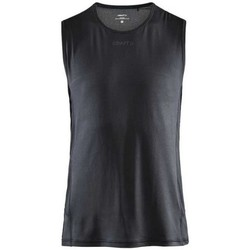 Textiel Heren Mouwloze tops Craft Adv Essence Tee Graphite