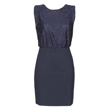 Textiel Dames Korte jurken Vero Moda VMLILLIE Marine