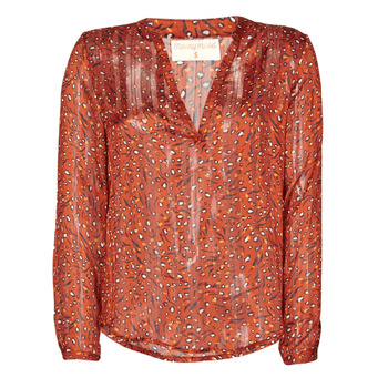 Textiel Dames Tops / Blousjes Moony Mood NOUM Rouille