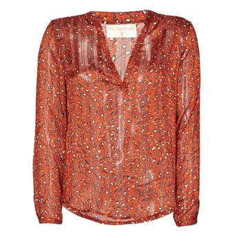 Textiel Dames Tops / Blousjes Moony Mood NOUM Rouille