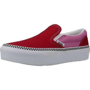 Schoenen Meisjes Instappers Vans VN0A3TL1WVX1 Rood