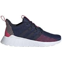 Schoenen Kinderen Running / trail adidas Originals Questar Flow Bleu marine