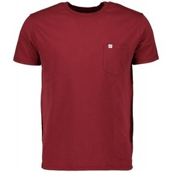 Textiel Heren Polo's korte mouwen Scout M/m  T-shirt (10584-bordeaux) Bordeaux