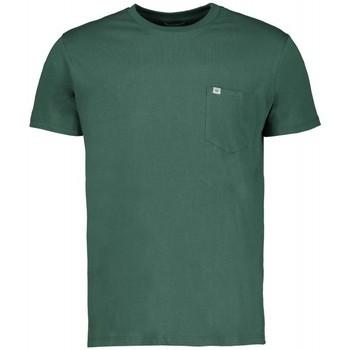 Textiel Heren T-shirts korte mouwen Scout M/m T-shirt (10584-groen) Groen