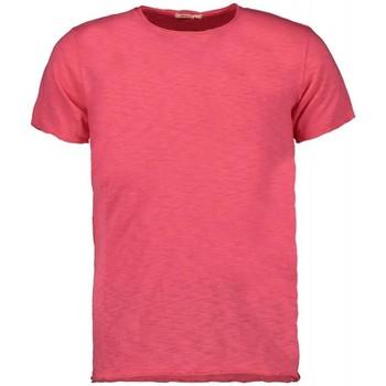 Textiel Heren T-shirts korte mouwen Scout M/m  T-shirt (10184-roze) Roze