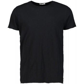 Textiel Heren T-shirts korte mouwen Scout M/m  T-shirt (10184-zwart) Zwart