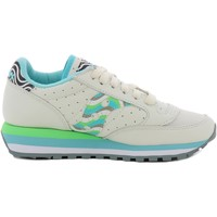 Schoenen Dames Lage sneakers Saucony JAZZ TRIPLE Wit