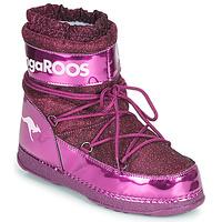 Schoenen Dames Laarzen Kangaroos K-MOON Violet